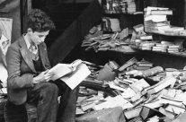 خرابِ خواندن: زندگی در کتابها